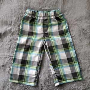 Carter's Plaid Pajama Bottoms 2T